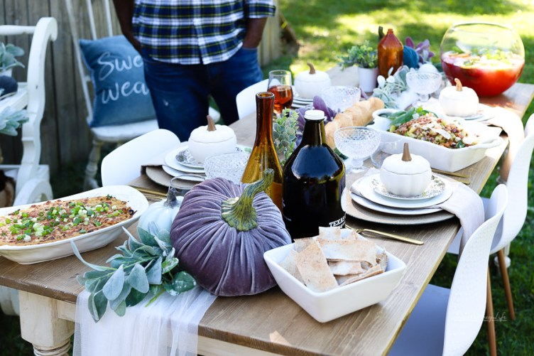Fall Harvest Party Tips
