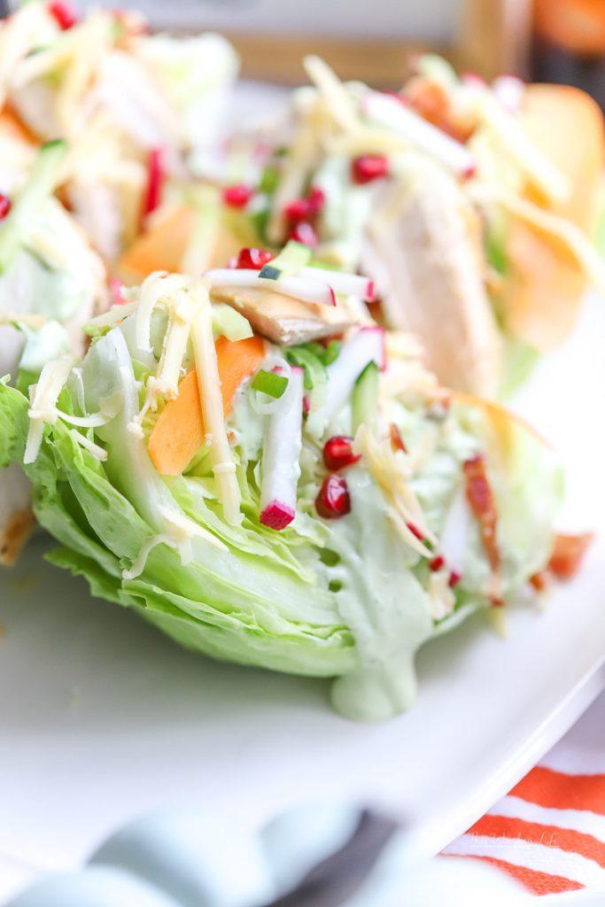 The Best Salad Wedge Recipe