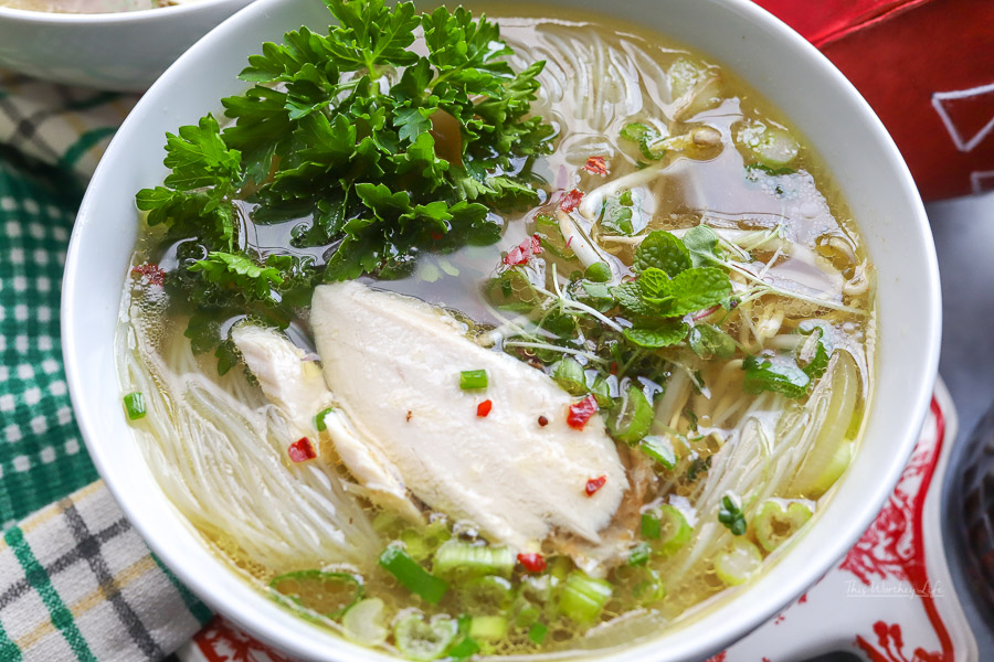 The Top Chicken Pho Recipe
