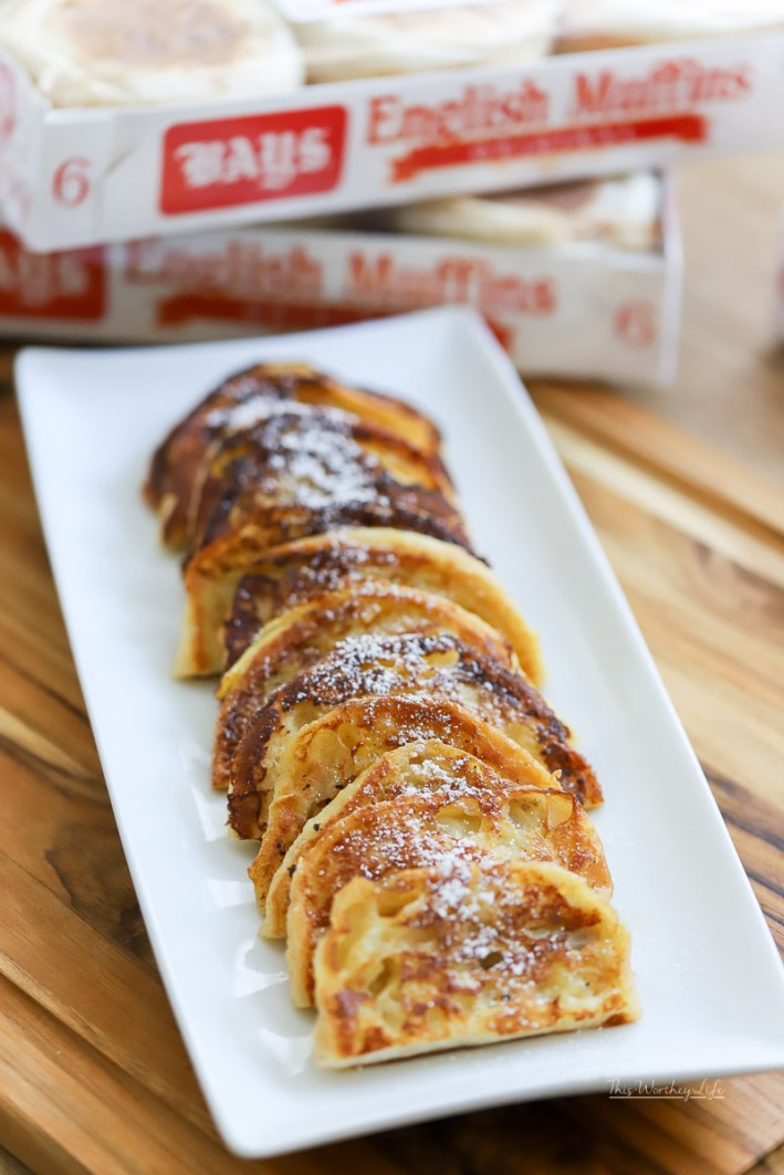 Directions On Making Overnight Peach Melba French Toast