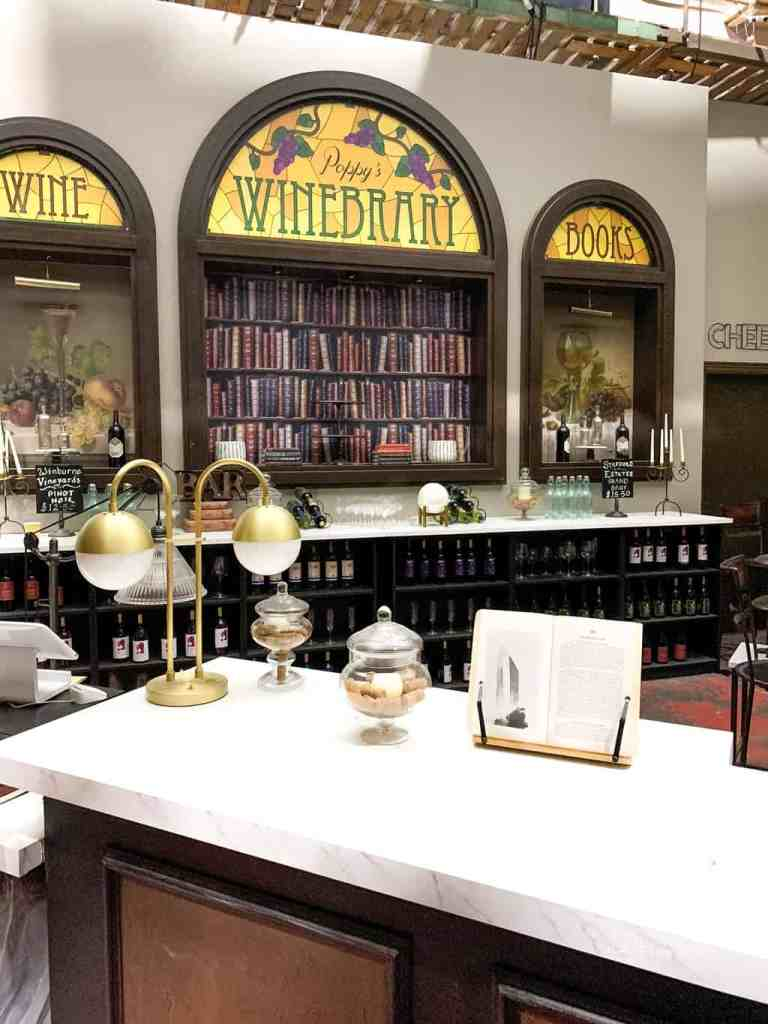 Poppy's Winebrary on Single Parents