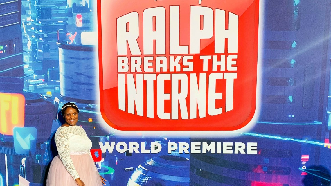 Ralph Breaks The Internet Premiere Photo