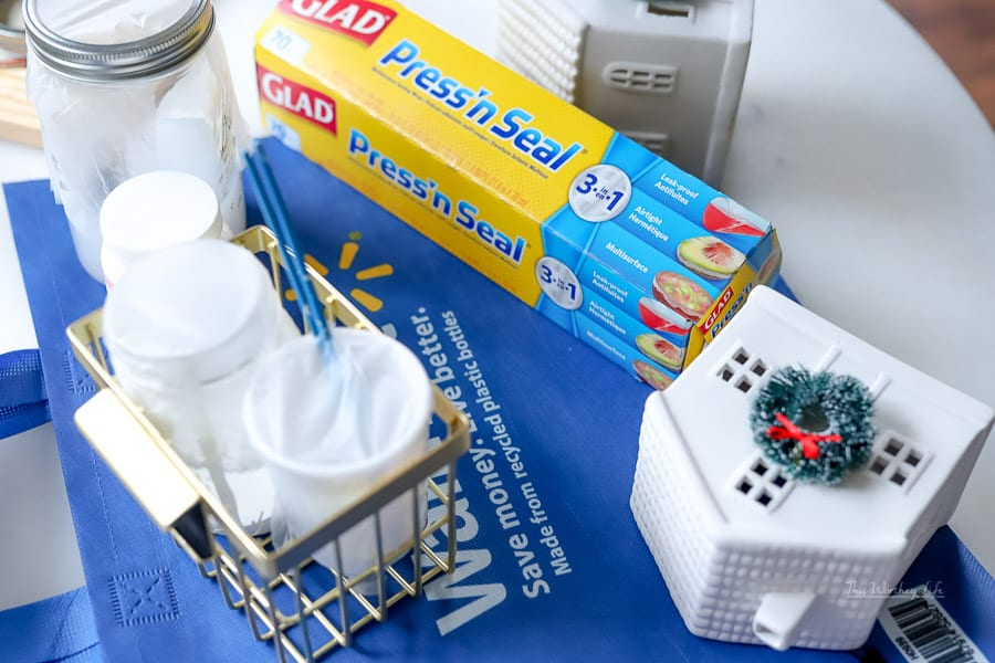 Alternative ways to use Glad Press'n Seal product