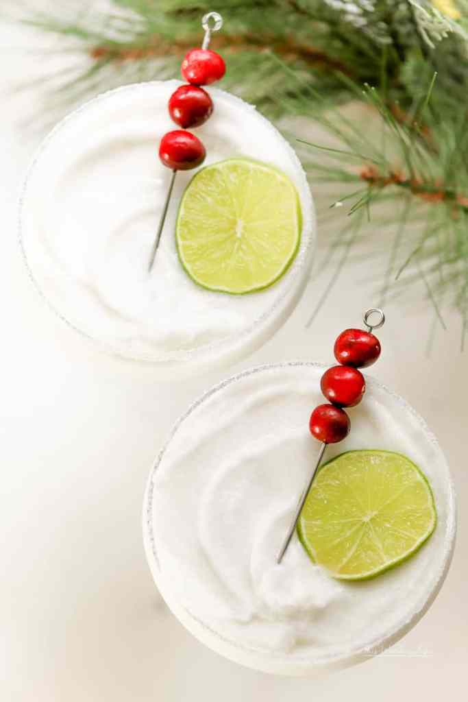 Peppermint everything is always fun to enjoy during the holiday season. And when you add peppermint, tequila, and coconut, you get ourFrozen Peppermint Coconut Margarita. Take the edge off this Christmas, we got you
