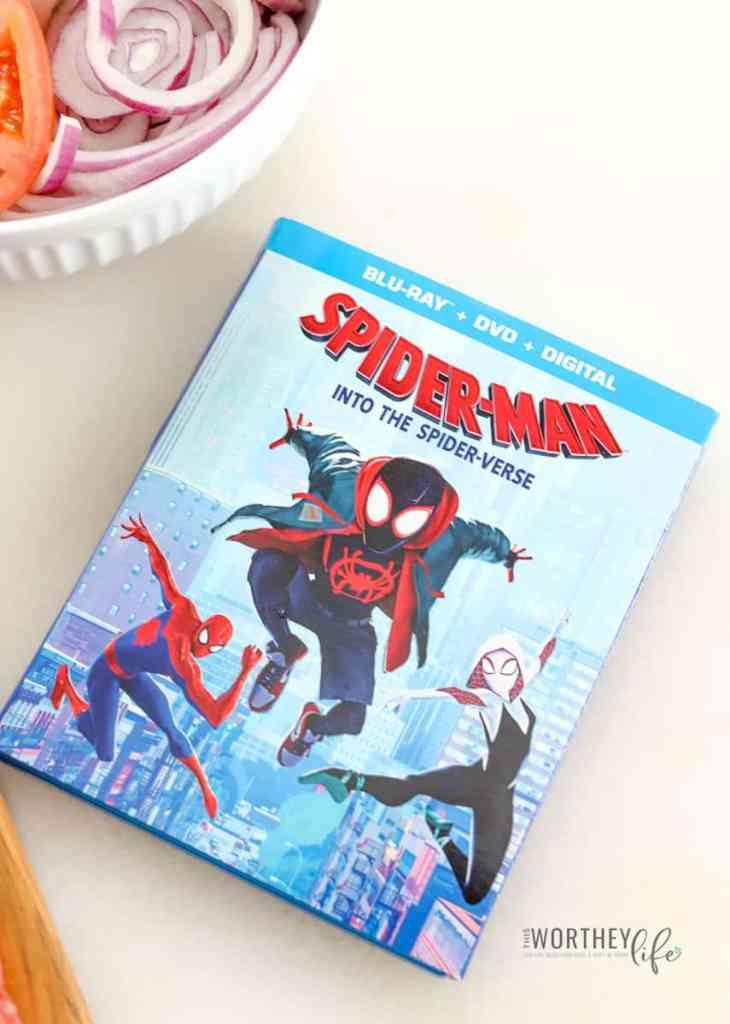 Spider-Verse Movie