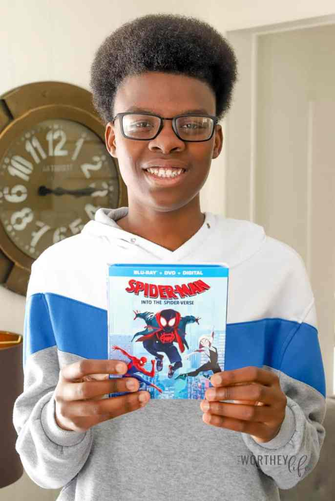 What Spider Verse means to me