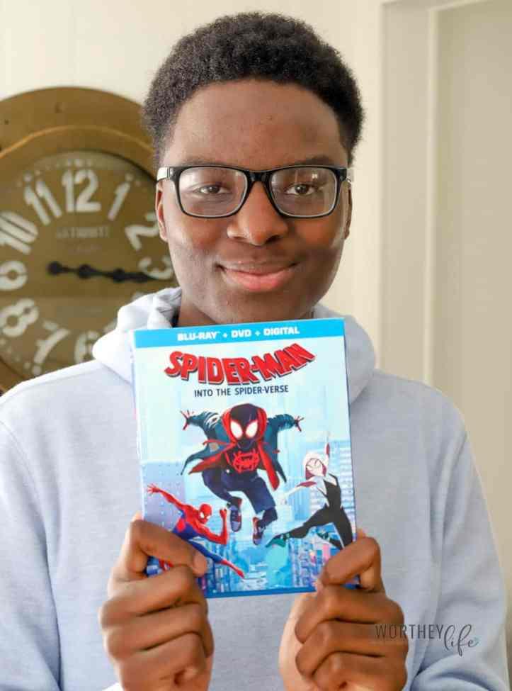 Spider-Verse Movie Review