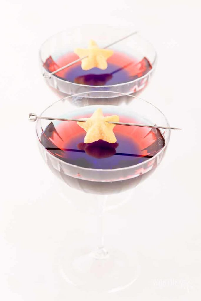 Captain Marvel Cocktail
