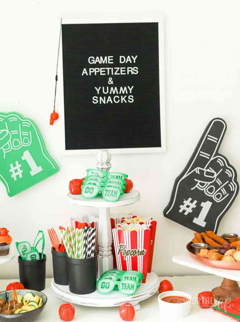 Game Day Concession Stand