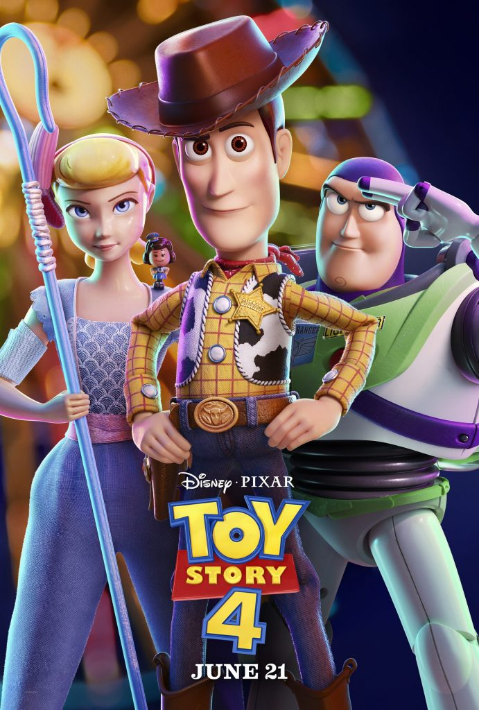 When does Toy Story 4 come out?