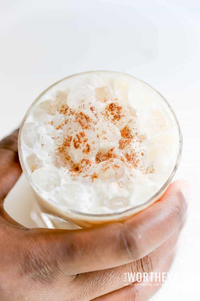 Iced Gingerbread Coffee recipe