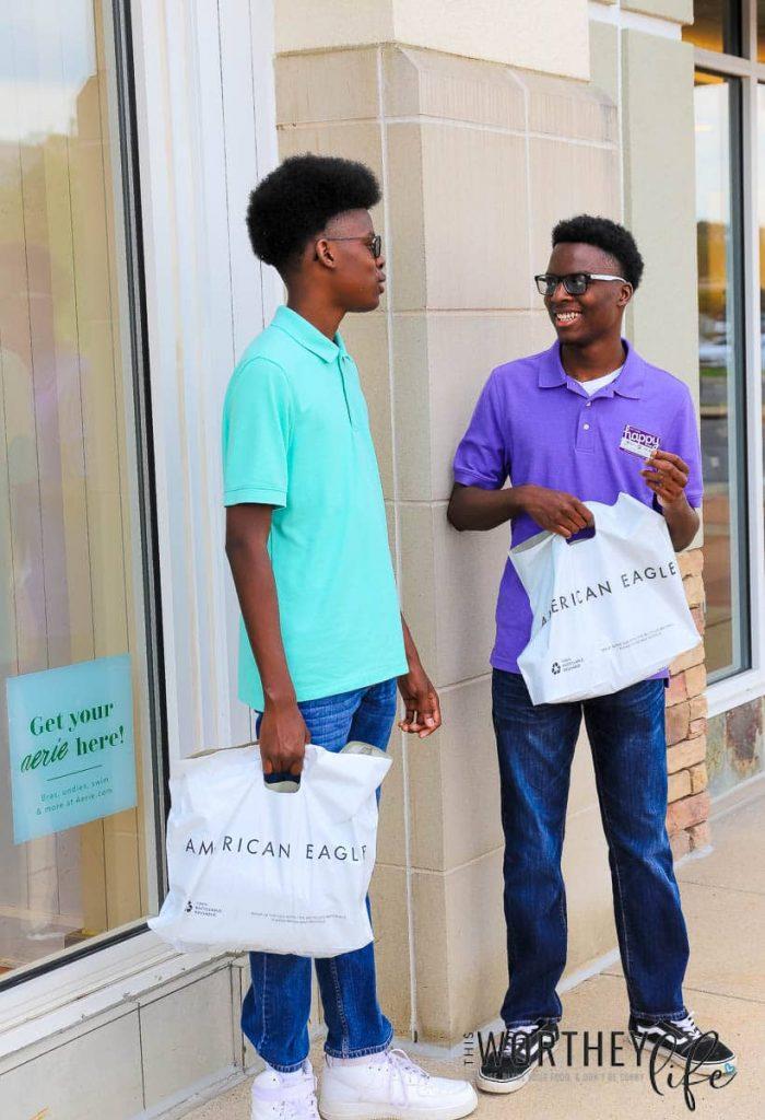 Teens Happy Gift Card