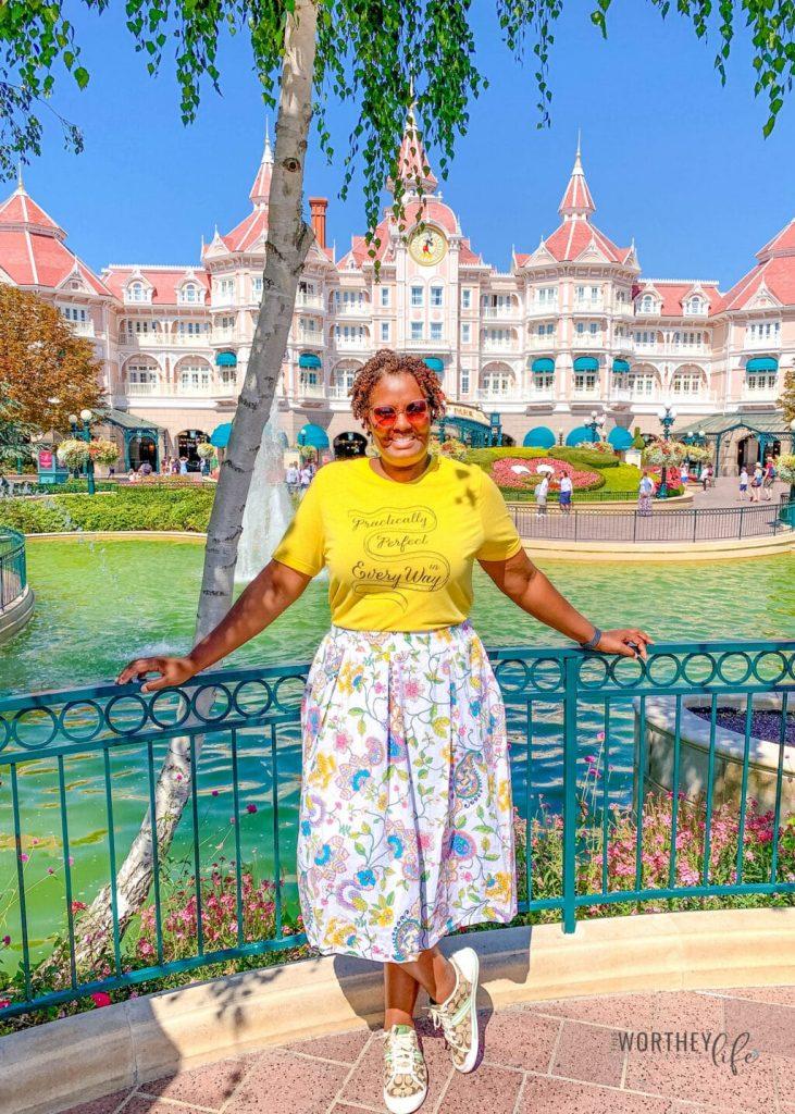 Where to stay Disneyland Paris