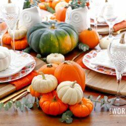 Best fall tablescape ideas