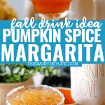 Easy fall drink ideas