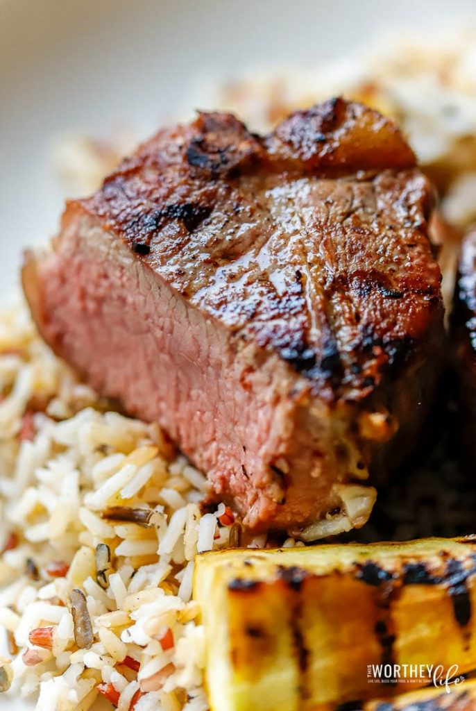 The best grilled lamb