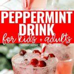 Peppermint Mocktail recipe