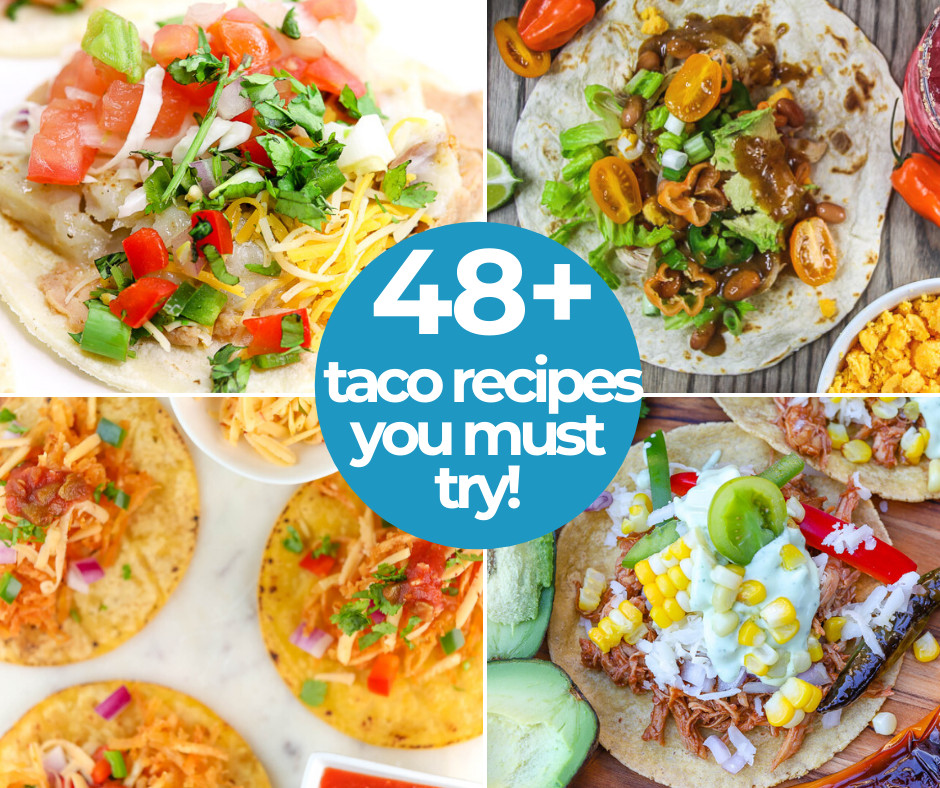 best taco recipe roundup