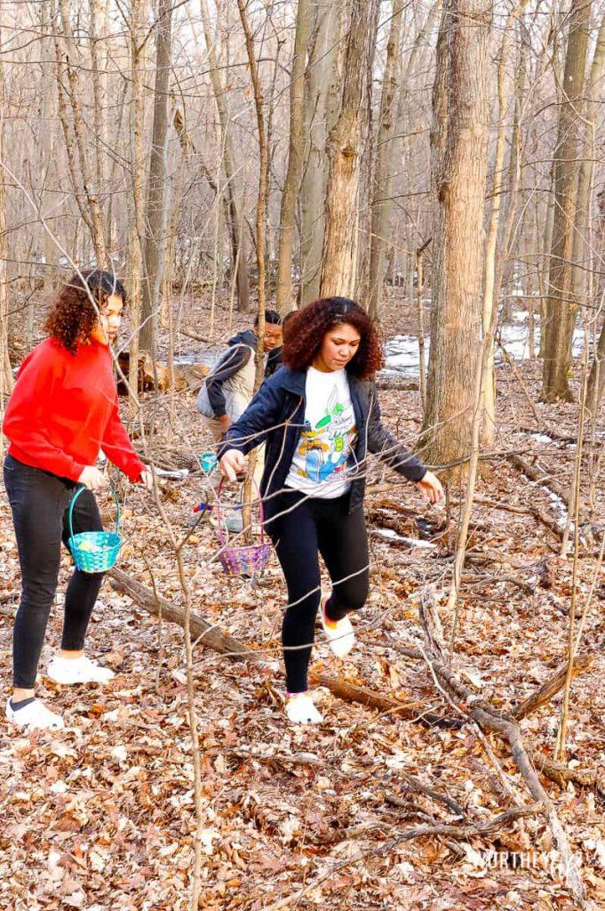 Easter Egg Hunt For Teens