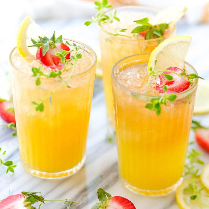 Pineapple Arnold Palmer