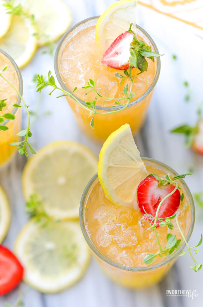 Pineapple Arnold Palmer Recipe