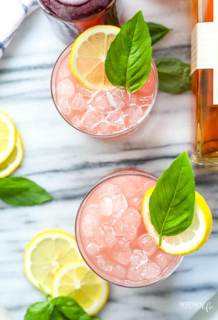 easy summer drinks