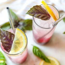 Berry Smash Lemonade