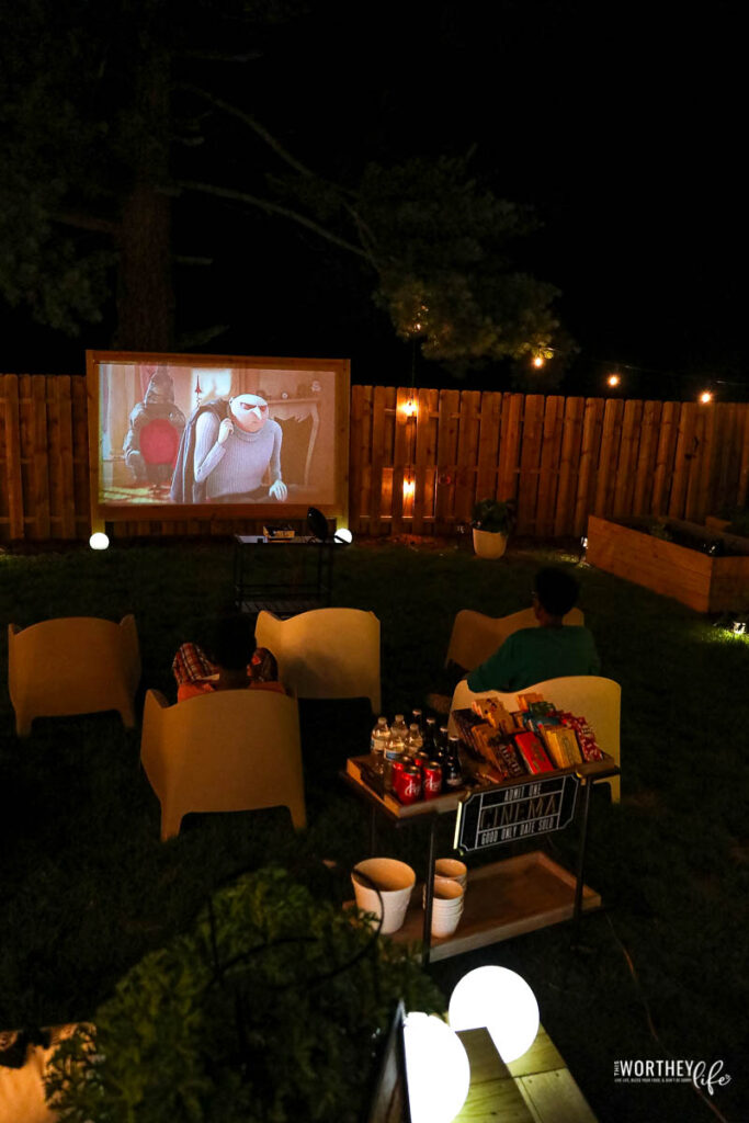 Affordable Outdoor Movie Projectors