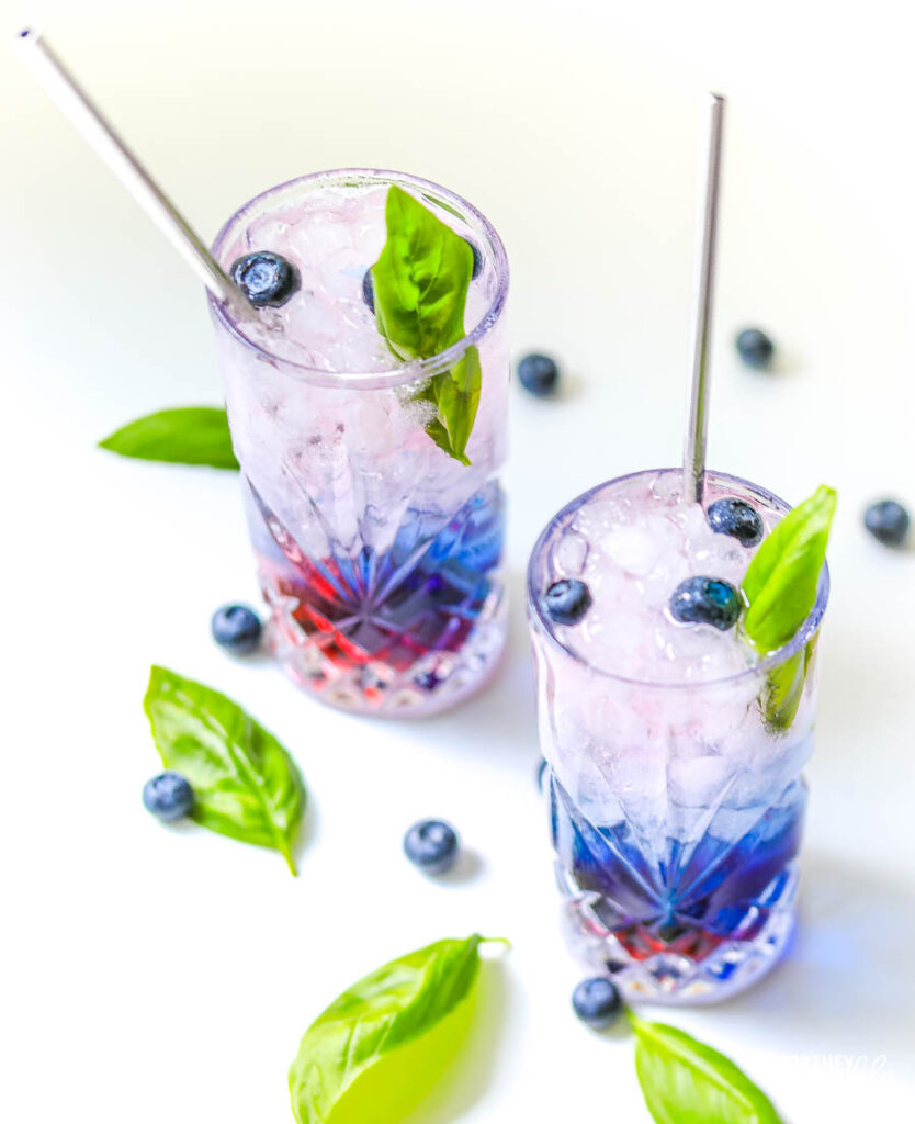 delicious summer mixed drinks