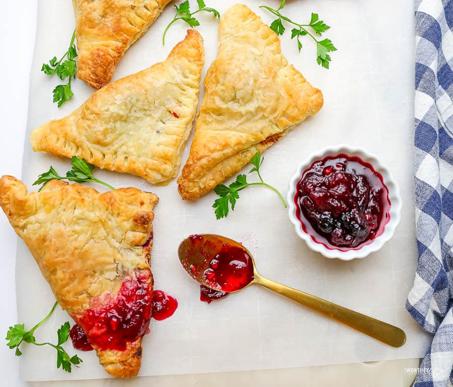 how to make savory hand pies