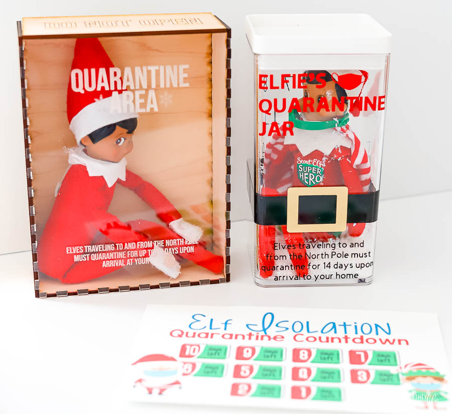 quarantine ides for elves