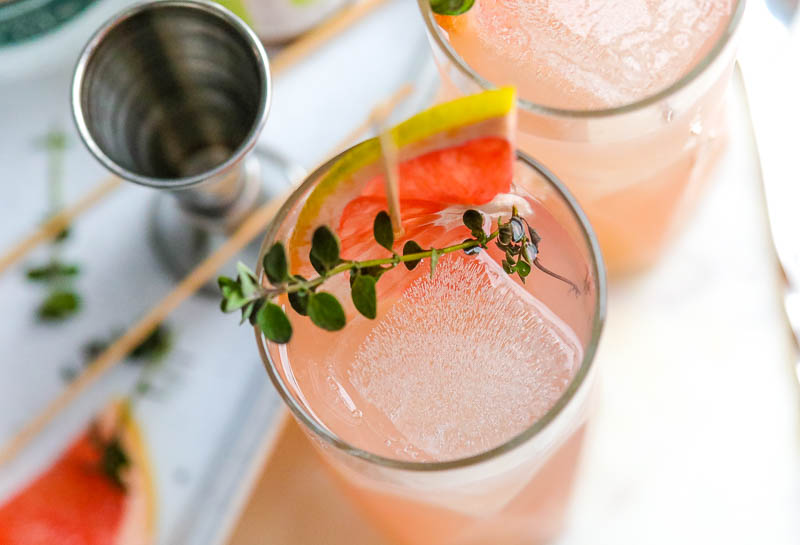 the best gin and vodka cocktails
