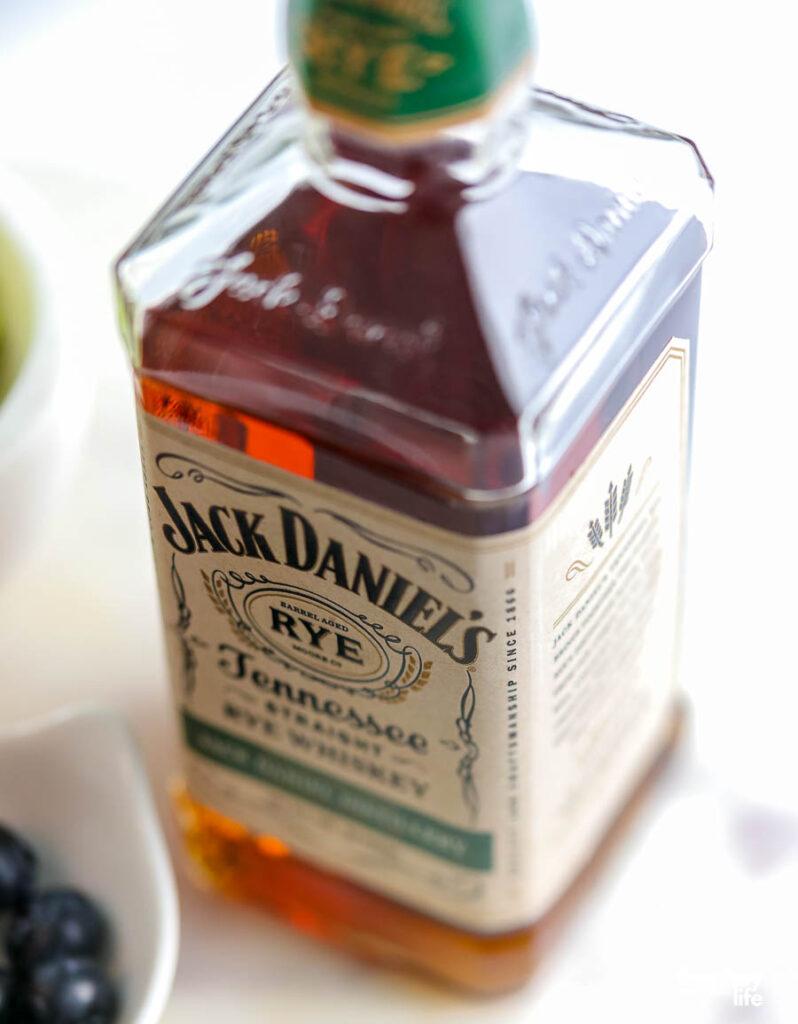 Jack Daniel Whiskey cocktail ideas