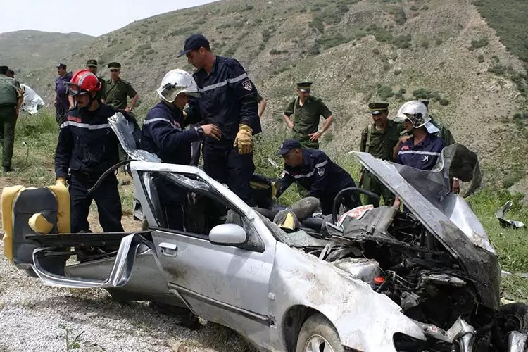 إرهاب الطرقات يحصد أرواح 25 شخصا خلال أسبوع