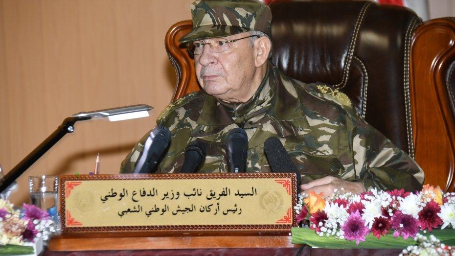 قايد صالح: الأطراف المعادية للشعب عليها القبول بالصندوق أو العيش بمعزل عن الخيار الشعبي