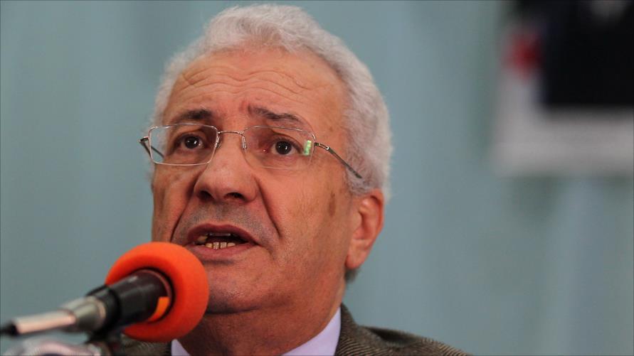 محمد السعيد يقاطع الرئاسيات