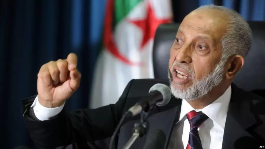 عبدالعزيز بلخادم يعلق على تطبيع العلاقات المغربية الصهيونية