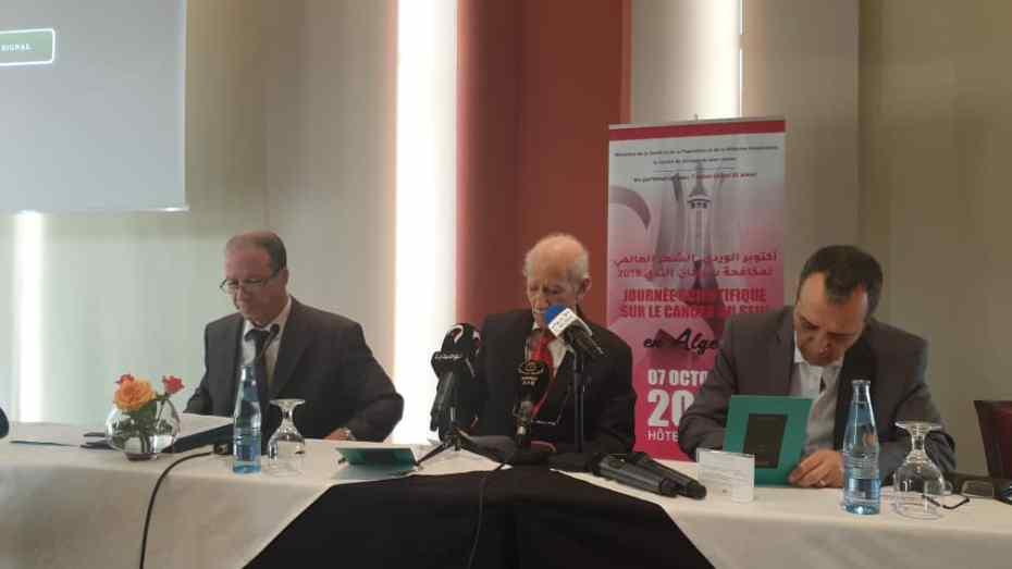سرطان الثدي يقتل أكثر من 8 ألاف جزائرية سنويا
