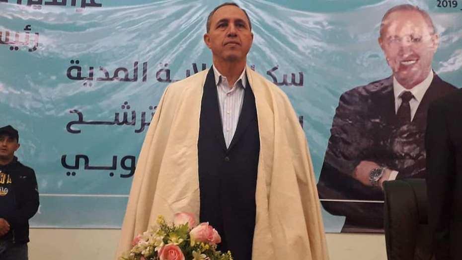 ميهوبي يعد الجزائريين بتحقيق الاكتفاء الذاتي