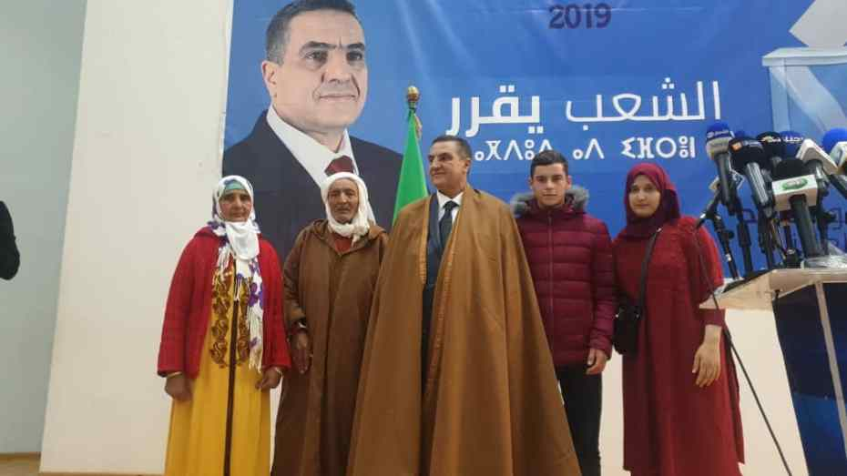 بلعيد : المطالبون بمرحلة انتقالية وطنيون ويحبون الخير للبلاد
