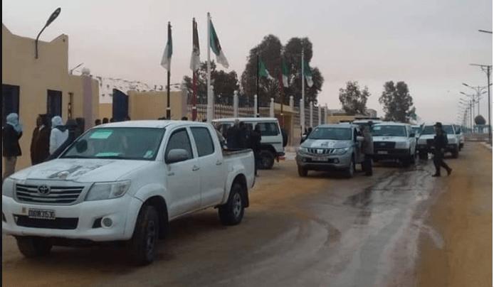 انتخابات البدو الرحل