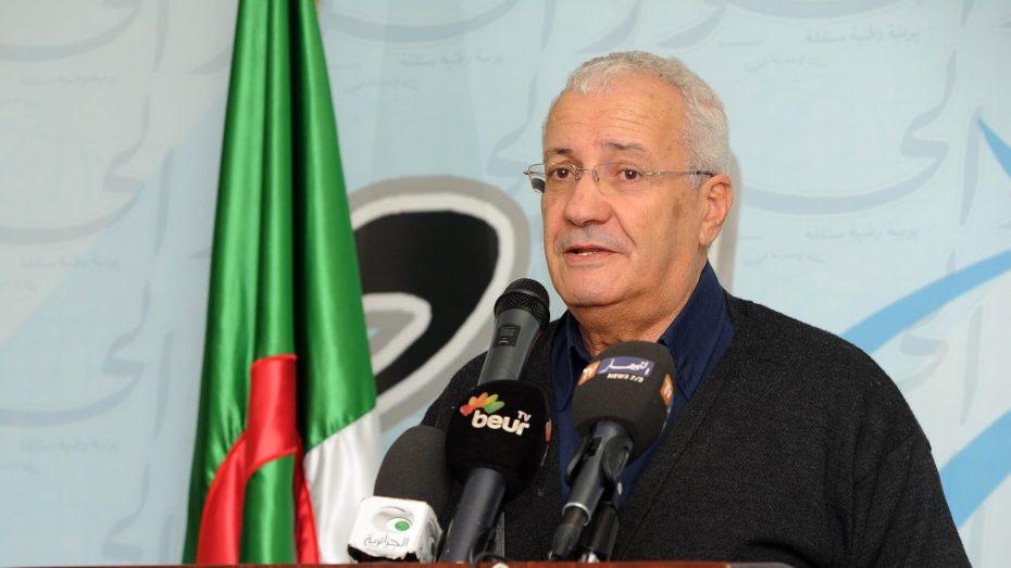 كل شيء عن الناطق باسم الرئاسة الجديد بلعيد محند أوسعيد