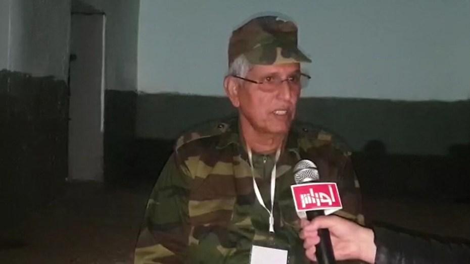 وزير الدفاع الصحراوي لأوراس: مستعدون للحل العسكري