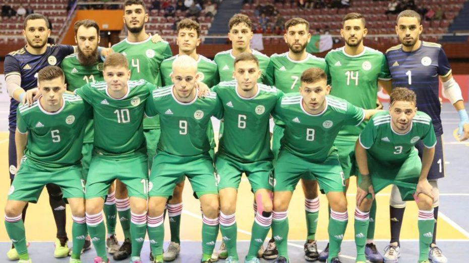 """الجزائر تقاطع كأس إفريقيا لـ""""فوتسال"""""""