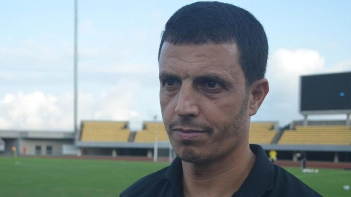 جمال السلامي مدرب نادي الرجاء البيضاوي