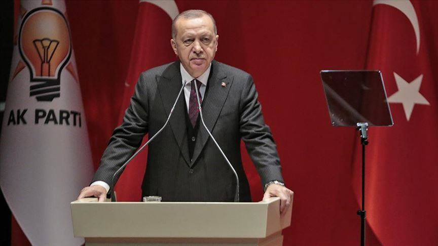 أردوغان يطلب أرشيف الثورة