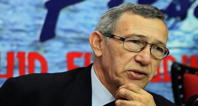 بلحمير يتهم القنوات الخاصة بالعمل ضد الجزائر