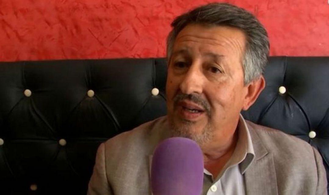 رضا عبدوش رئيس لجنة مراقبة وتسيير الموارد المالية للأندية