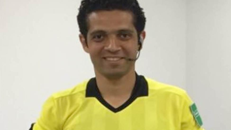 الحكم المصري أحمد الغندور