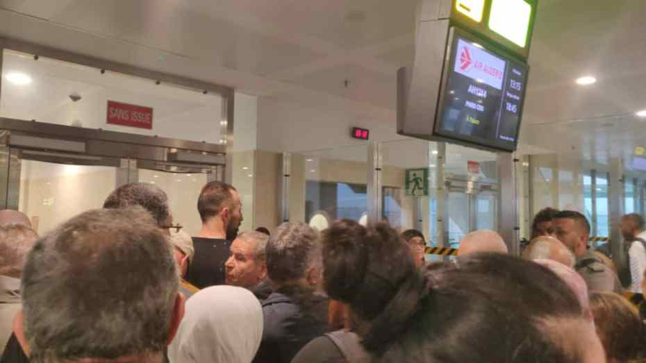 """""""Air france"""" و """"transavia"""" تفتح خطوطها للمغتربين الجزائرين"""